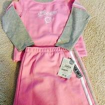 Reebok Miami Dolphins New With Tags Girls Outfit 6x Photo
