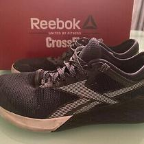 Reebok Nano 9 Men's Training Shoes Size 9.5 Color Navy Pre-Owned Photo