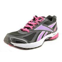 Reebok Pheehan Run Womens Size 8.5 Black Mesh Running Shoes Photo