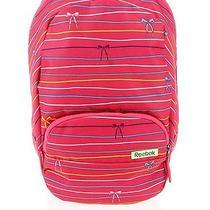 Reebok Pink Backpack Keanan Grey Nwt Bag New Black Thunder Chief Drawstring Pack Photo