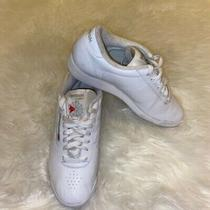 Reebok Princess Sneaker for Women Size 8.5 - White Photo