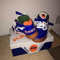 Reebok Pump Photo