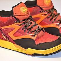 Reebok Pump Omni Lite Elements 4-712094 Hexalite Shoes Size 10 Photo