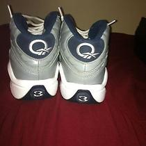 Reebok Question Mid Georgetown Photo