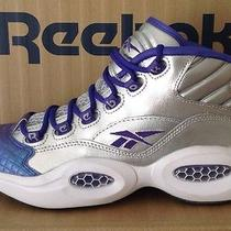Reebok Question Original Shoes Sz Kids 5  Women's 6.5 Rare Classic Basketball  Photo