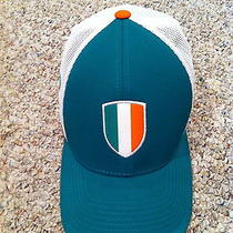 Reebok Rbk Ireland Flex Fit Hat Fitted Ball Cap  Photo