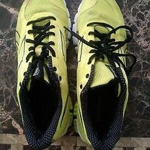 Reebok Realflex Select 3d Fuse Frame Neon Yellow Sneakers Sz 10 Photo