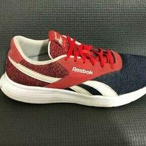 Reebok Royal Flag Men's Sneakers Ar1489 Trainers Blue Red Size 9.5 Us / Eu 42.5 Photo