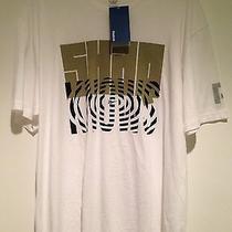 Reebok Shaq Knows Shaqnosis White / Olive - Black T-Shirt Nwt Size Xl New Photo
