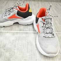 Reebok Split Fuel Dv7157 Running Shoes Men's Size 4 Gray/red New Photo