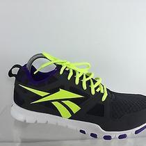 Reebok Sub Lite Foam Womens Neon Green/ Black Athletic Shoes 9.5 Photo