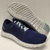 Reebok V54320 Zquick Running Training Shoes Sneaker Blue Violet Purple Womens 10 Photo