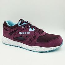 Reebok Ventilator Hexalite Maroon Turquoise Sneaker Shoes Men's 11.5 V67040 Photo