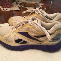 Reebok Vibetech Energy Foam Running Shoes Sneakers Women Size 8.5 Pink Grey Hike Photo