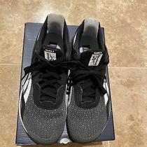 Reebok Women's Nano X Crossfit Training Shoes Black/white/glass Blue Size 9.5  Photo