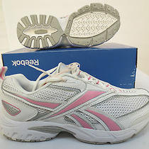 Reebok Womens Espinado Lightweight Running Work Out Casual Athletic Sports Shoes Photo