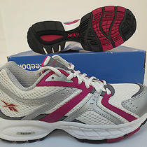 Reebok Womens Fuego Lightweight Running Work Out Casual Athletic Size 8.5 Shoes Photo