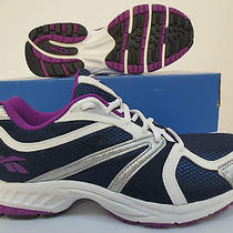 Reebok Womens Lulanta Lightweight Running Work Out Casual Athletic Size 9 Shoes Photo