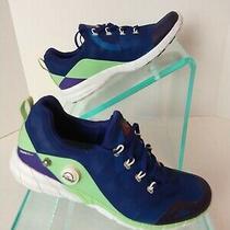 Reebok Z-Pump Fusion 2.0 Womens Shoe. Size 8.5 Blue Green White Running. 734 Photo