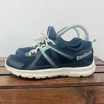 Reebok Zigtech Running Training Sneakers Mens Sz 7 Blue  039501-711 Photo
