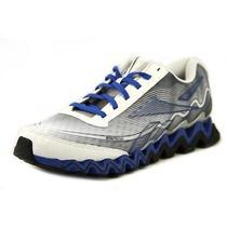 Reebok Zigultra Mens Size 10.5 Blue Textile Running Shoes Uk 9.5 Eu 44 Photo