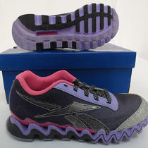 Reebok Zigultra Youth 3 Girls Running Shoes School Athletic Sneaker V54048 Cute Photo
