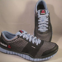 Reebok Zquick Tr Shoe New Sz 9 Us 40 Eur Grey Graphite Gravel V60527 89 Photo