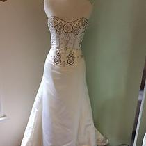 Reem Acra Wedding Dress Photo