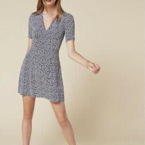 Reformation Pheobe Dress Size 6 Bnwt  Christy Dawn Rouje Photo