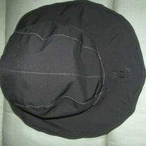 Rei E1 Elements Nylon Boonie Rain Hat Cap Black Nylon Poly Mesh Lined Adult Xl Photo