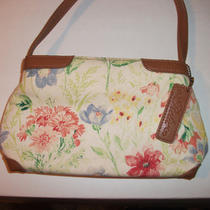 Relic by Fossil Floral Print Spring Purse Crossbody Photo