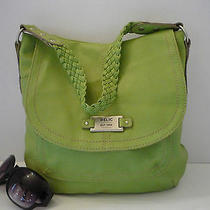 Relic by Fossil Green Faux Leather Shoulderbag Euc Photo