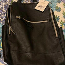Relic by Fossil Kinsley Backpack Black Photo