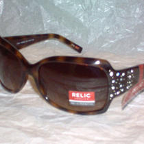 Relic by Fossil  Lula 1 Sunglasses Rinestone Frame. Photo
