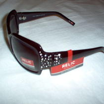Relic by Fossil Lula 1 Women's Sunglasses With Rinestone Frame. Photo