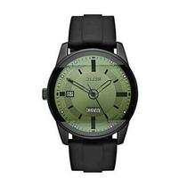 Relic by Fossil Men's Everet Analog-Quartz Watch With Black/green Size No Size Photo