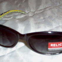 Relic by Fossil New Women's Nikki Frame Black Outside Multi-Color Inside Photo
