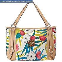 Relic by Fossil Sloane Floral Summer Tote Purse Handbag Shoulder Bag 68 New Photo