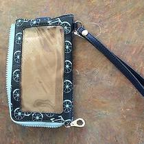 Relic by Fossil Takeaway Collection Cellphone Wallet Blue Bicycles  New Photo