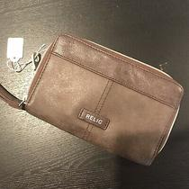 Relic by Fossil Wallet Women Brown Photo