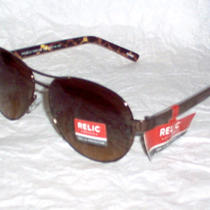 Relic by Fossil Women's Angela Aviator Sunglasses. Photo