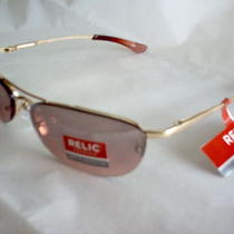 Relic by Fossil Women's New Gilly Flower Gold Sunglasses. Photo