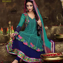 Replica Salwar Kameez Salwar Suit Dres Fancy Indian Designer Salwar Kameez Photo