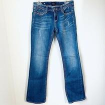Rerock Express Bootcut Jeans Size 6l Photo