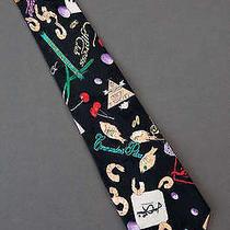 Restaurant Names & Food - Nicole Miller Tie Necktie Photo