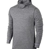 Ret80 Nike Element Men's Running Hoodie Dri Fit Stay Warm Xlarge 683638 021 Photo