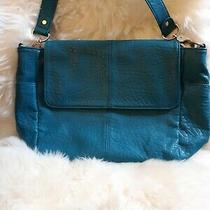Retired Jewell by Thirty One 31 Teal Affair Fashion Week Purse Handbag Euc  Photo