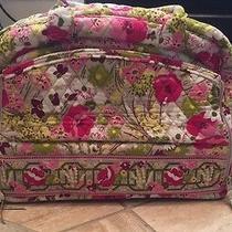 Retired Make Me Blush Vera Bradley Adjustable Strap Diaper Bag  Photo
