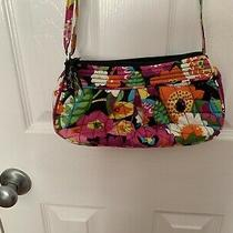 Retired Vera Bradley Cross Body Purse Multi Color Va Va Bloom Photo