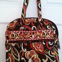 Retired Vera Bradley 'Puccini' Tall Zippered Tote Photo